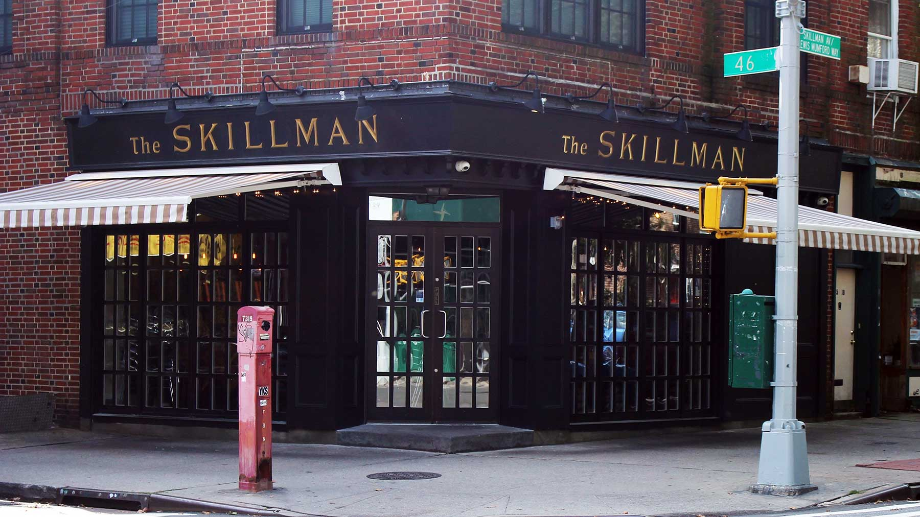 the skillman, queens, ny restaurant